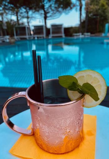 Un Cocktail che potresti bere al nostro Bar